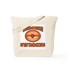 Burlington Demons #2 Tote Bag