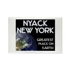nyack new york - greatest place on earth Rectangle