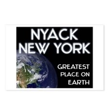 nyack new york - greatest place on earth Postcards