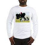 Black Cochin Family Long Sleeve T-Shirt