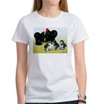 Black Cochin Family Women's T-Shirt