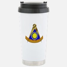 Masons Past Master Thermos Mug