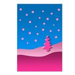 Little Pink Tree Postcards (Pk of 8)