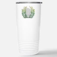 The Widows Column Travel Mug