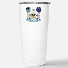 The 14th Masonic Stainless Steel Travel Mug
