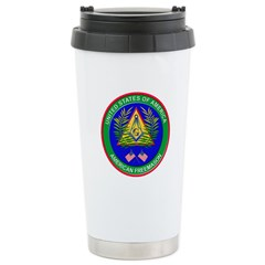 American Freemasons Travel Mug