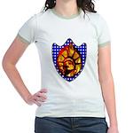 Liberty Endures Jr. Ringer T-Shirt