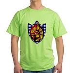 Liberty Endures Green T-Shirt