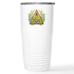 Masons Acacia Stainless Steel Travel Mug