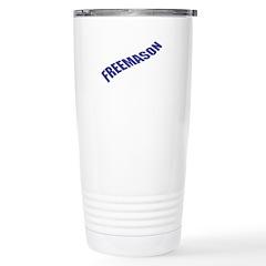 Simply Freemason Travel Mug