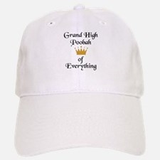Grand High Poobah Baseball Baseball Cap