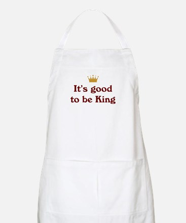 Good To Be King BBQ Apron