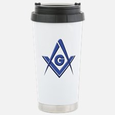 Modern Masons Stainless Steel Travel Mug