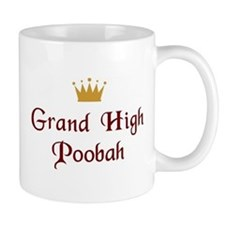 Grand High Poobah Small Mug