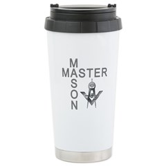 Master Masons Travel Mug
