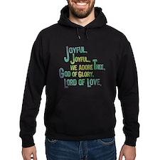 Joyful Joyful Hoodie