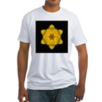 Heliopsis Helianthoides I Fitted T-Shirt