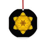Heliopsis Helianthoides I Ornament (Round)