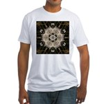 Queen Annes Lace I Fitted T-Shirt