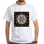 Queen Annes Lace I White T-Shirt