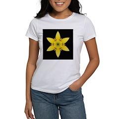 Yellow Lily I Tee