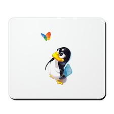 Cute Open source Mousepad