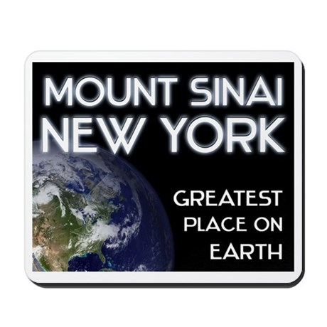 mount sinai new york - greatest place on earth Mou