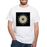 White Lily III White T-Shirt