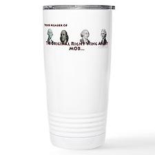 Travel Mug - Member of the Mob