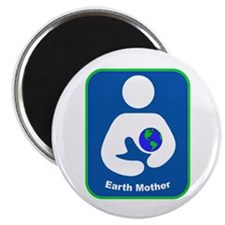 IBFS Earth Mother #1 Magnet