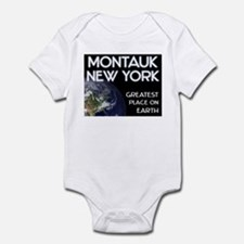 montauk new york - greatest place on earth Infant