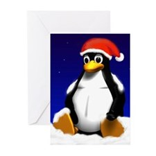 Tuxicle! Greeting Cards (Pk of 10)