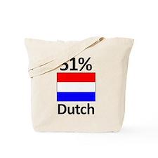 51% Dutch Tote Bag