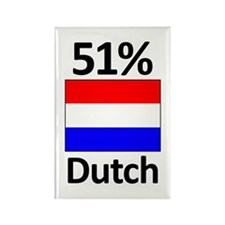 51% Dutch Rectangle Magnet