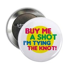 """I'm Tying The Knot! 2.25"""" Button"""