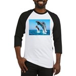 Doxie & Dolphins Baseball Jersey