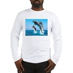 Doxie & Dolphins Long Sleeve T-Shirt