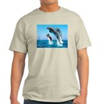 Doxie & Dolphins Light T-Shirt