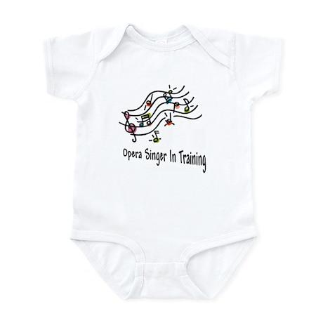 Singer In Training Infant Bodysuit