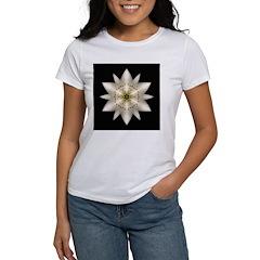 White Lily I Tee