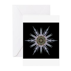 Sea Holly I Greeting Cards (Pk of 10)
