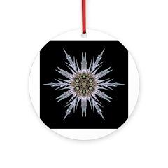 Sea Holly I Ornament (Round)