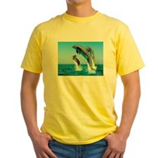 Doxie & Dolphins T