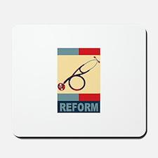 Stethoscope Reform.001 Mousepad