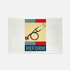 Stethoscope Reform.001 Rectangle Magnet