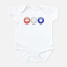 3 Dutch Icons Infant Bodysuit