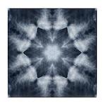 Clouds III Tile Coaster
