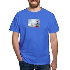 Alien Family Holiday ~ T-Shirt