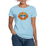 San Diego Fire Department Women's Light T-Shirt