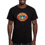 San Diego Fire Department Men's Fitted T-Shirt (da
